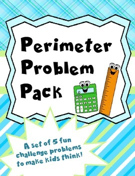 Perimeter Problem Pack