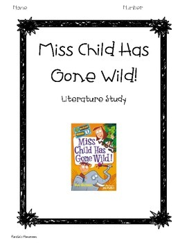 Miss Child Has Gone Wild!