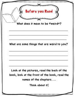 Miss Child Has Gone Wild! - Novel Study