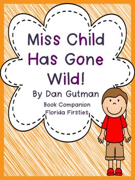 Miss Child has gone wild FREEBIE {My weirder school}