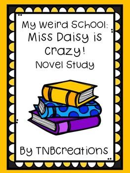 Miss Daisy Is Crazy! Novel Study