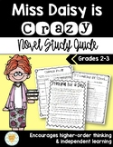 Miss Daisy is Crazy-Activities/Assesments/Comprehension fo
