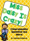 Miss Daisy is Crazy Discussion Questions