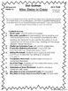 Miss Daisy is Crazy Guided Reading  Novel Study No Prep Worksheets Activities
