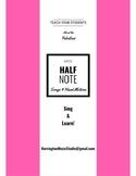 Miss Half Note