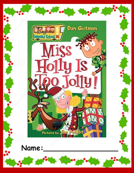 Miss. Holly Is Too Jolly