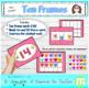 Ten Frames Valentine Theme