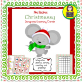 Integrated Learning Center Christmas Theme