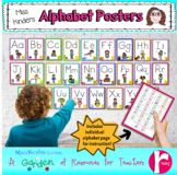 Alphabet Posters Love to Teach Theme