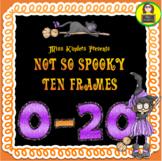 Ten Frames Halloween Theme