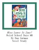 Miss Laney Is Zany! Weird School Daze #8 Chapter Questions