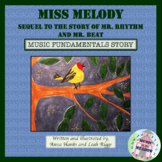 Miss Melody, A Music Fundamentals Story ebook