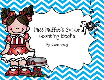 Miss Muffet Counting Books