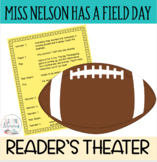 Readers' Theater Script & MORE! - Miss Nelson Has a Field