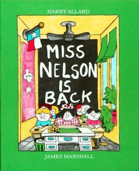 Miss Nelson Is Back - Vocabulary Match-Up