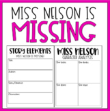 Miss Nelson Is Missing / Read Aloud Book Companion