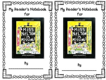 Miss Nelson is Missing {Book Study and Center Activities}