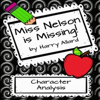 Miss Nelson is Missing Character Analysis