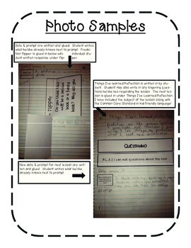 Miss Nelson is Missing Interactive Journal!