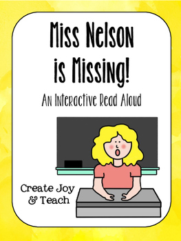 Miss Nelson is Missing! Interactive Read Aloud
