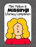Miss Nelson is Missing Literacy Companion