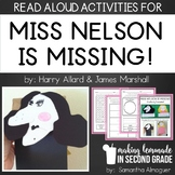 Miss Nelson is Missing:  Literature Unit & Back to School