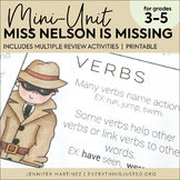 Miss Nelson is Missing Activities Unit | Read Aloud Book Center Activities