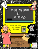 Miss Nelson is Missing Opinion Writing & Craftivity (Great