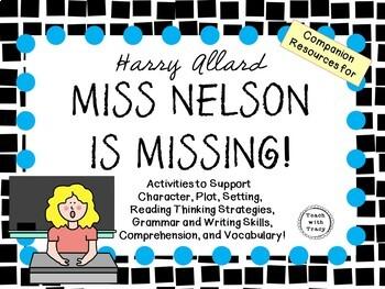 Miss Nelson is Missing by Harry Allard:    A Complete Lite