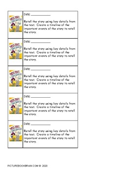 Miss Paul and the President by Dean Robbins Lesson Plan and Activities