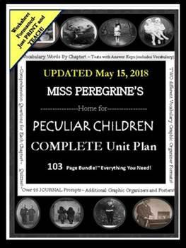 Miss Peregrine BUNDLE!