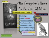Miss Peregrine's Home for Peculiar Children Novel Activities, Quizzes, Essays