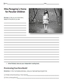 Miss Peregrine's Home for Peculiar Children Unit Plan - Re