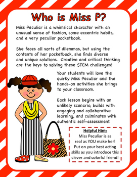 Miss P's Intermediate Bundle #2 (STEM with a Twist)