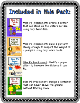 Miss P's MEGA Intermediate Bundle (STEM with a Twist)