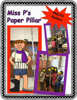 Miss P's Paper Pillar (Intermediate) STEM with a Twist