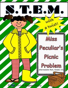 Miss P's Picnic Problem (Intermediate) STEM with a Twist