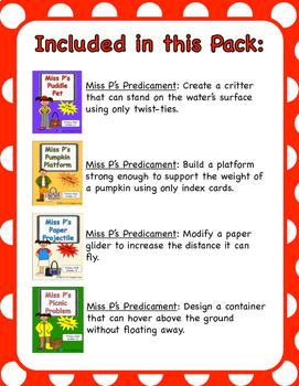 Miss P's Primary Bundle #2 -- STEM with a Twist