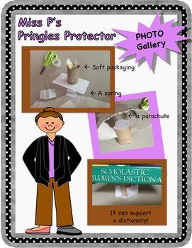 Miss P's Pringles Protector (Primary) STEM with a Twist