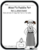 Miss P's Puddle Pet (Primary) STEM with a Twist