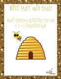 Miss Puff Will Buzz s, f, l, z multisensory doubling rule activities