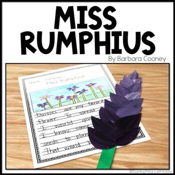 Miss Rumphius Activities