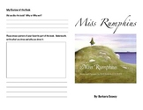 Miss Rumphius Activity Booklet