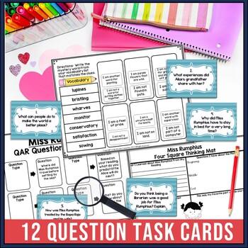Miss Rumphius Book Companion