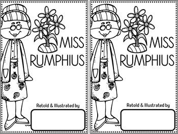 Miss Rumphius Book Companion by Barbara Cooney