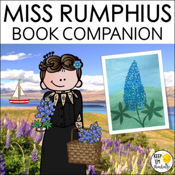 Miss Rumphius Literature Guide and Activities