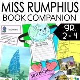 Miss Rumphius Literature Guide and Activities