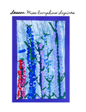 Miss Rumphius' Lupines: Integrated Art & Literacy Lesson Plan