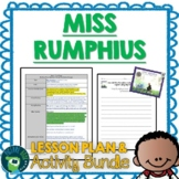 Miss Rumphius by Barbara Cooney Lesson Plan and Google Activities