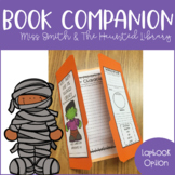 Miss Smith and the Haunted Library Book Companion